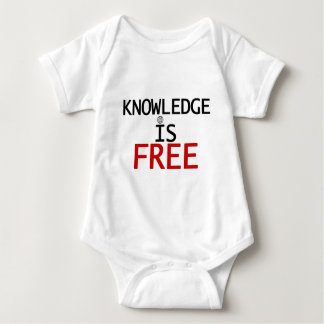 knowledge is free shirt