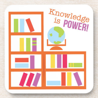 Knowledge Is Power! Coasters