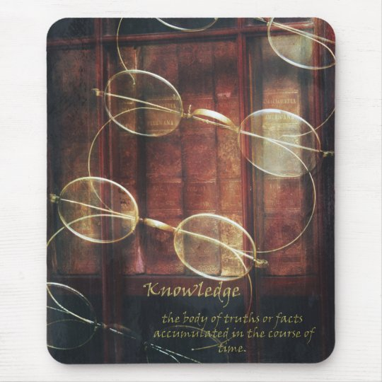 knowledge mouse pad