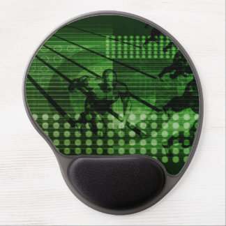Knowledge Sharing in a Team as a Digital Gel Mouse Pad