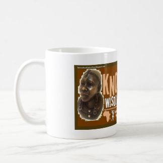 Knowledge Wisdom coffee mug