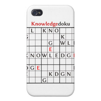 knowledgedoku iPhone 4 protector