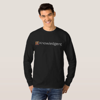 Knowledgent Men's Long Sleeved T-Shirt