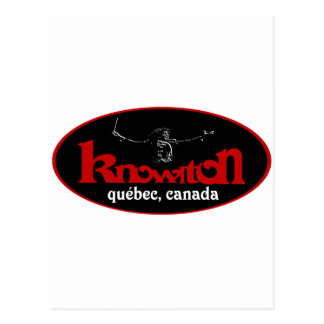 Knowlton Quebec Classic Music Festival Postcard