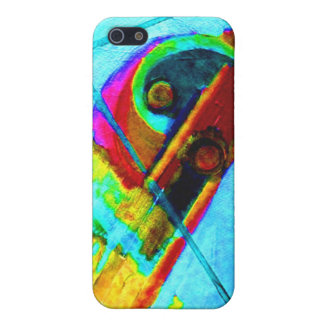Known artist shelley skoropinski shows her paintin iPhone 5 covers