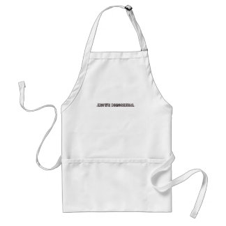 Known Homosexual Adult Apron
