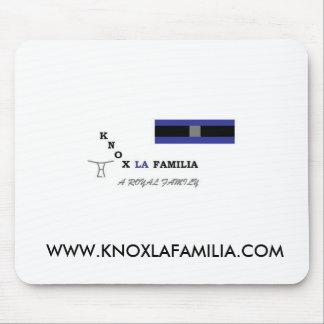Knox La Familia Mouse-pad Mouse Pad