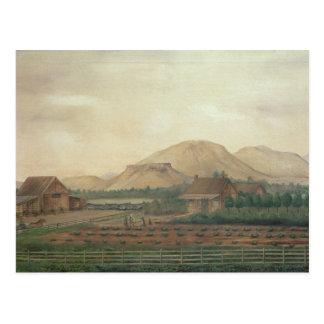 Knox Ranch, Idaho Postcard