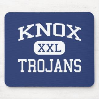Knox Trojans Middle Salisbury North Carolina Mouse Pad