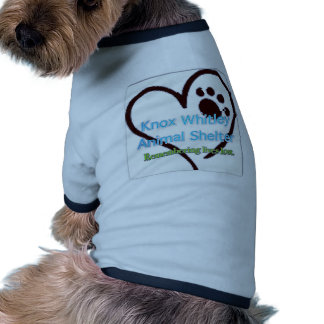 Knox-Whitley Animal Shelter Remembering Lives Lost Pet Tee Shirt