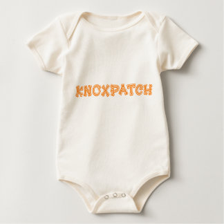 KnoxPatch HH Orange Baby Bodysuit