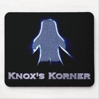 knoxskornersite mouse pad