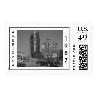 Knoxville 1987 Stamp