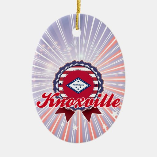 Knoxville, AR Ornaments