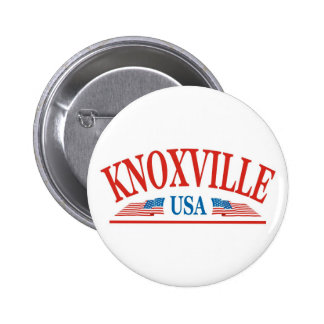 Knoxville Pinback Button
