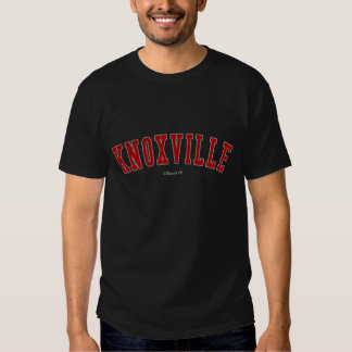 Knoxville Camisas
