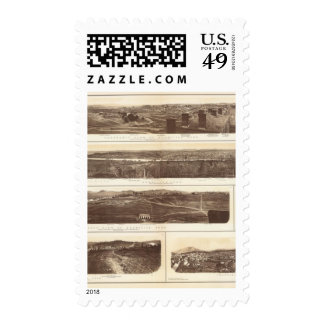 Knoxville, Chattanooga Stamp