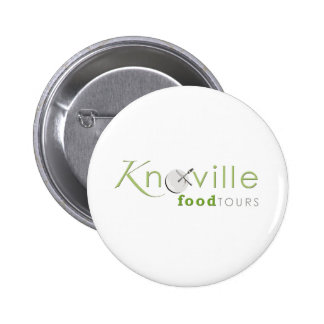 Knoxville Food Tours Pin