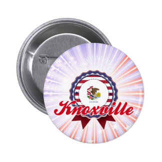 Knoxville IL Pinback Button
