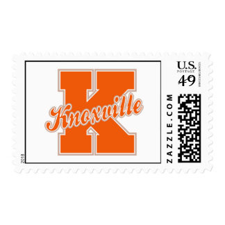 Knoxville Letter Postage Stamp