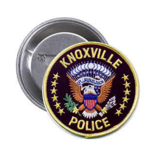 Knoxville Police Button
