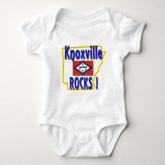 Knoxville Rocks ! (blue) Baby Bodysuit