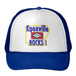 Knoxville Rocks ! (blue) Trucker Hat