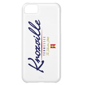 Knoxville Script Case For iPhone 5C