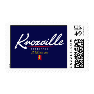 Knoxville Script Stamps
