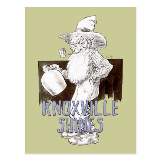 Knoxville Shines Postcard