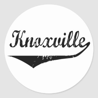 Knoxville Stickers