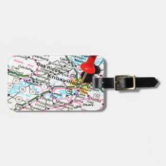Knoxville, Tennessee Luggage Tag