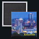 "Knoxville Tennessee magnet<br><div class=""desc"">knoxville frdige magnet</div>"