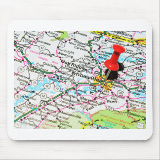 Knoxville, Tennessee Mouse Pad