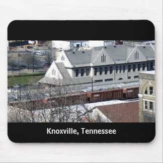 Knoxville Tennessee Train Station Mouse Pad