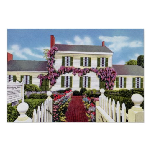 Knoxville Tennessee William Blount Mansion Posters