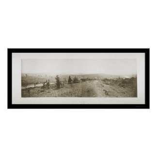 Knoxville TN Photo 1864 Poster