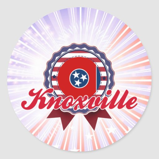 Knoxville, TN Stickers