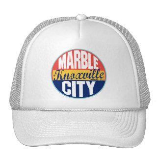 Knoxville Vintage Label Trucker Hat