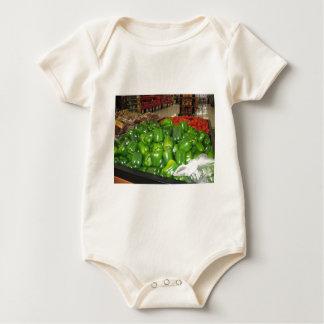 Knoxville zoo 032.JPG green pepper decor Baby Bodysuit