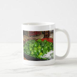 Knoxville zoo 032.JPG green pepper decor Coffee Mug