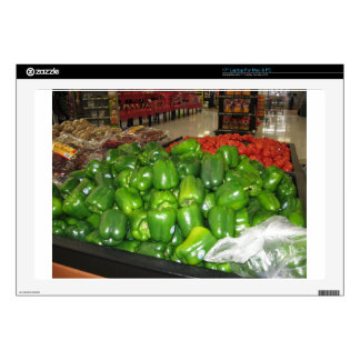 Knoxville zoo 032.JPG green pepper decor Laptop Decals