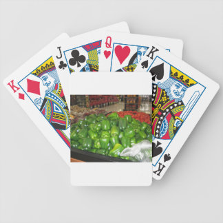Knoxville zoo 032.JPG green pepper decor Bicycle Playing Cards
