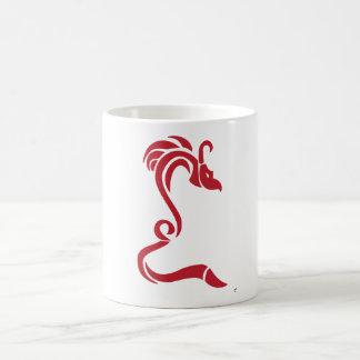 Knucker the Red Dragon Coffee Mug