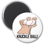 Knuckle Ball Magnets