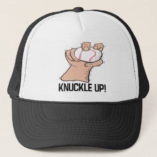 Knuckle Up Trucker Hat