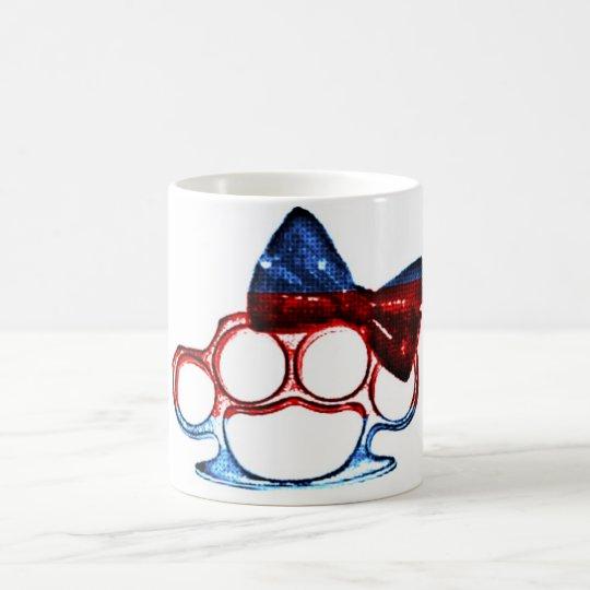 KnuckleBow American Mug