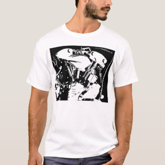 Knucklehead engine T-Shirt