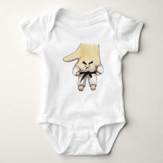 Knuckles Baby Bodysuit