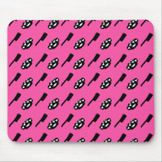 Knuckles & Knives Mouse Pad